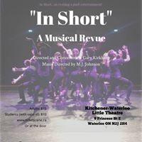 In Short A Musical Revue