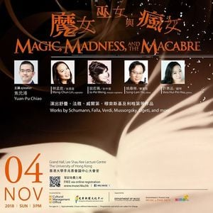 II Magic Madness and the Macabre