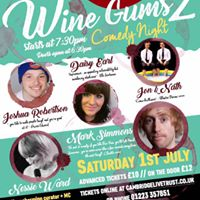 Wine Gums 2 Comedy Night