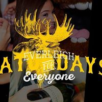 Everleigh Saturdays for Everyone  October 21st