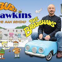 Buzz Hawkins The Man Behind The Bradshaws