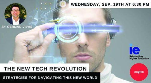 The New World of Tech Revolution