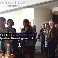 Business Biscotti Warrington August 2017 Meeting
