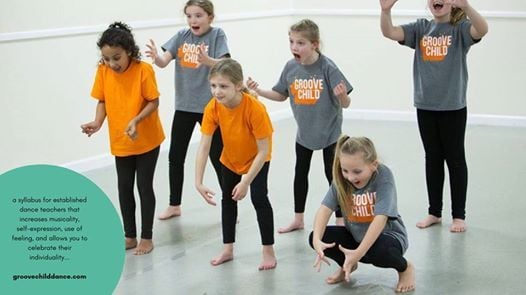 Plymouth - Groove Child Dance Syllabus Course