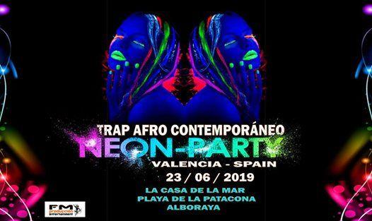 Encuentro Trap Afro Contemporneo Valencia-Spain