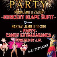 Grand Opening Party - Ledana L&ampB