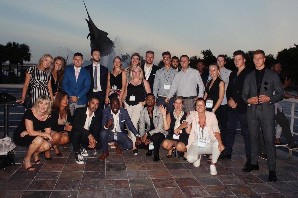 Global Traders Team Amsterdam Meeting