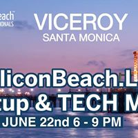 SiliconBeachYP.com - Startup and TECH Mixer at Viceroy by Google
