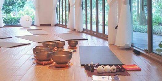 Yin Yoga & Tibetan Singing Bowls