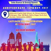 Dance Mumbai Dance Season 3 2017 Audition