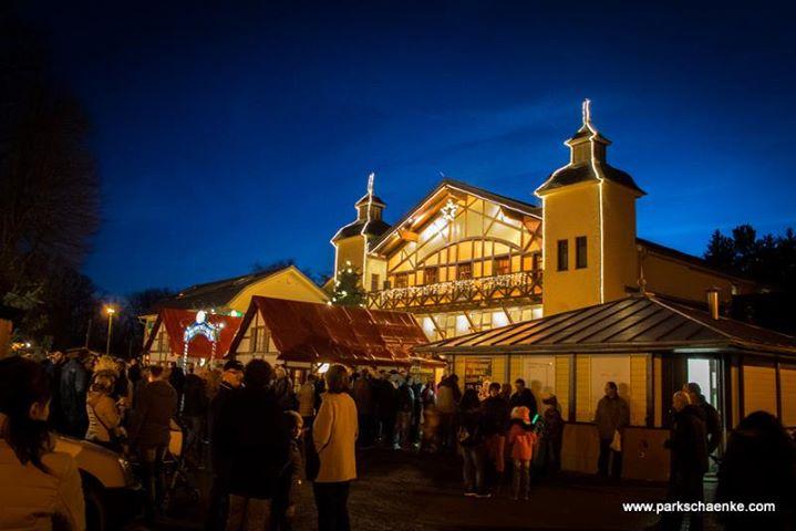 6. Limbacher Weihnachtspark at Parkschänke Limbach - Oberfrohna ...