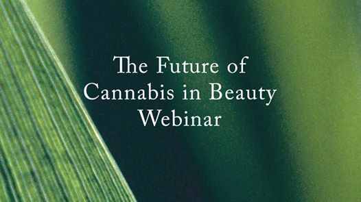 The Future of Cannabis in Beauty Webinar