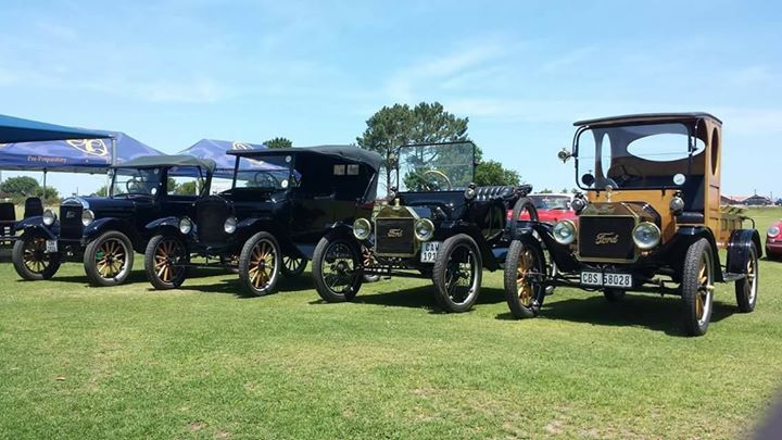 George Old Car Show At PW Botha College In York Street South - 2018 car show dc