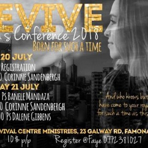 Revive Womens Conference 2018