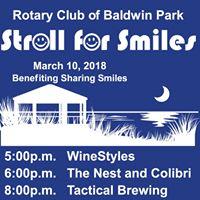 Stroll for Smiles