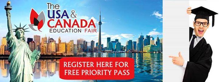 Study abroad fair advertisement