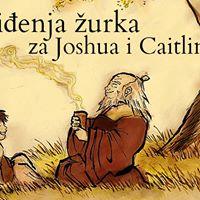Do vienja Joshua i Caitlin