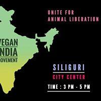 Vegan India Movement - Siliguri Chapter