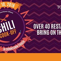 20th Annual Downtown Ithaca Chili Cook-Off