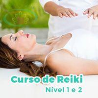 Curso Livre Reiki Mikao Usui - Nveis I e II