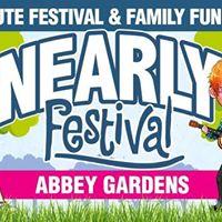 The Nearly Festival  Abbey Gardens  Bury St Edmunds