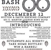 Barrel Aged Bash