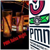 PMN SALSA NIGHT