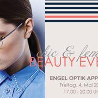 Beauty Event &quotChic &amp Feminin&quot