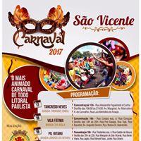 Carnaval em So Vicente