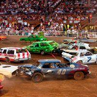 Chandler Motor Speedway Enduro and Demo Derby
