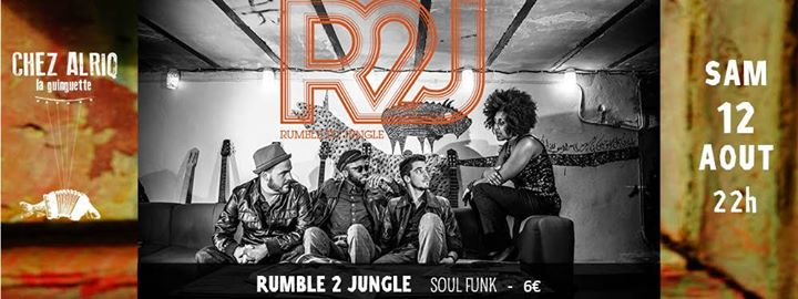 Rumble 2 Jungle