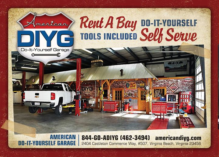 Track tech inspection day at american do it yourself garage track tech inspection day solutioingenieria Gallery
