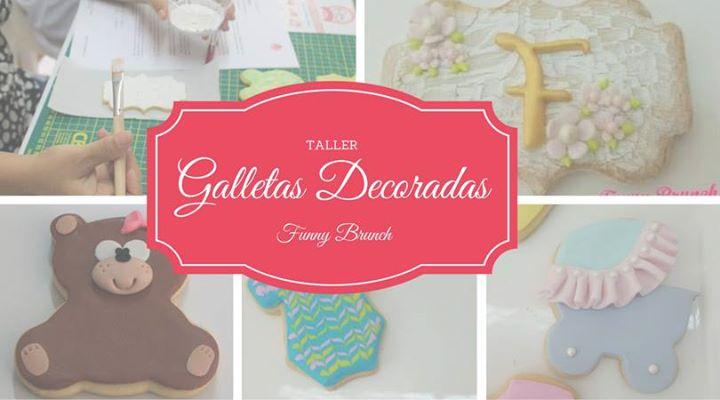 Taller Galletas Decoradas At Funny Brunch Lima