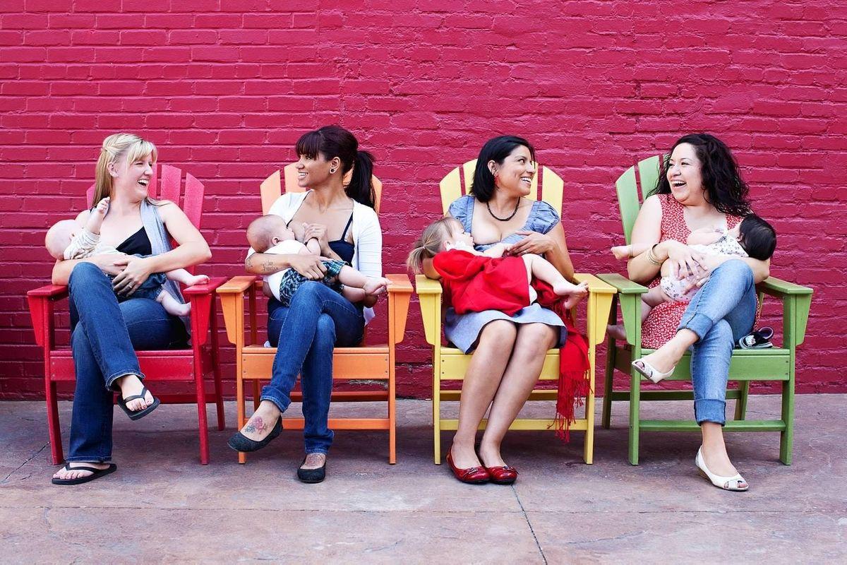 Detroit Mamas Latte Breastfeeding Group