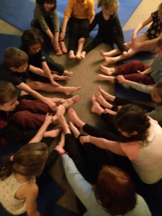 Kids Yoga - Term 1 2019