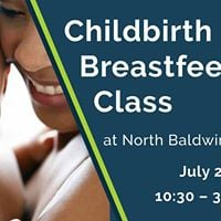 Childbirth &amp Breastfeeding Class at North Baldwin Infirmary