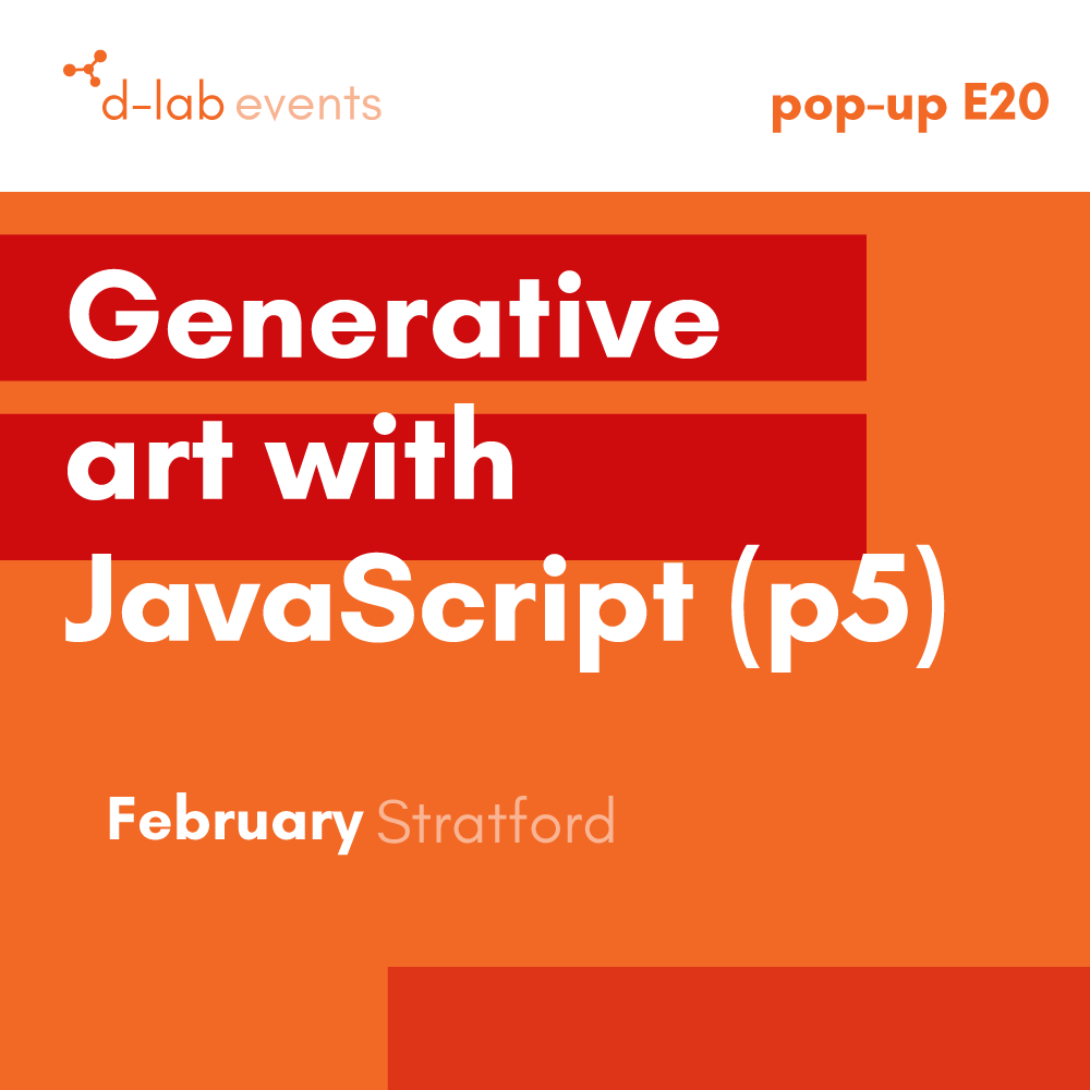 Generative Art Workshop in JavaScript - Beginner Friendly