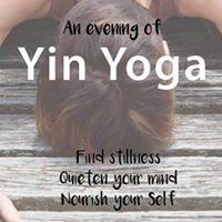 An Evening of Yin Yoga