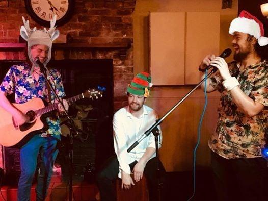 The Last Orders Christmas Trio - Slaters Stafford