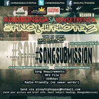 TUNE in (July 29) Y3-S9 of Jambongga with Pinoy Hiphoppaz sa Kinse Trenta