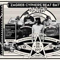 Zagreb Cypers Beat battle at Phat Kset