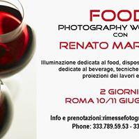 Food Photography con Renato Marcialis