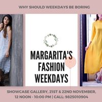 Margaritas Fashion Weekdays