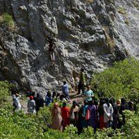 Rock Climbing Session  BBQ at Saidpur Village (110) 3 Feb