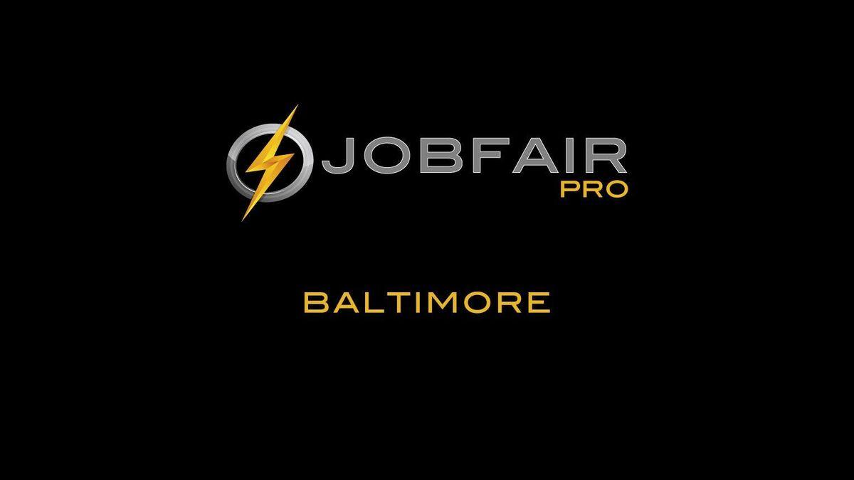 Baltimore Job Fair - Get Hired in Baltimore Maryland