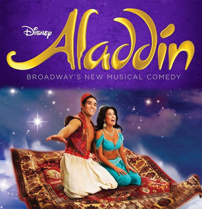 Aladdin The Musical at...