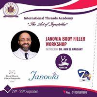 International Thread Academy Janovia Body Filler Hands On