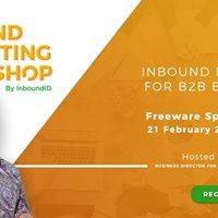 Inbound Marketing Workshop 2018