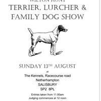 Wilton Hunt Dog Show