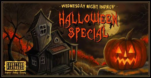 Wednesday Night Improv Halloween Special